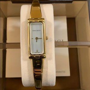 Nina Ricci Women's Classic Gold Watch 21120